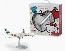 画像1: EVA AIR Hello Kitty A330-300 [Loves Apples]