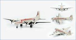 """画像1: HOBBY MASTER 1/200 C-54 Skymaster """"Spirit of Freedom"""""""