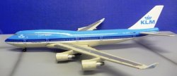 "画像1: Big Bird 1/400 B747-400 KLM Royal Dutch Airlines ""City of Atlanta"" [PH-BFA]"