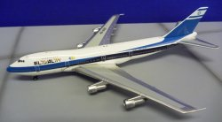 画像1: Big Bird 1/500 B747-200 El Al Israel [4X-AXD]