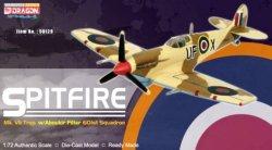 画像1: DRAGON WARBIRDS SERIES 1/72 SPITFIRE Mk.Vb Trop. w/Aboukir Filter 601st Squadron #EP-689
