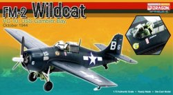 画像1: DRAGON WARBIRDS SERIES 1/72 FM-2 Wildcat VC-10 USS Gambier Bay 1944