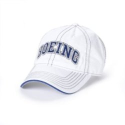 画像1: Boeing Varsity Heavy Stitch Hat - White