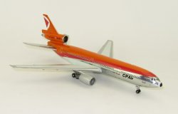 "画像2: InFlight 200 1/200 DC10-10 CP Air ""Empress of Fiji"" [N1837U] Polished with Stand"