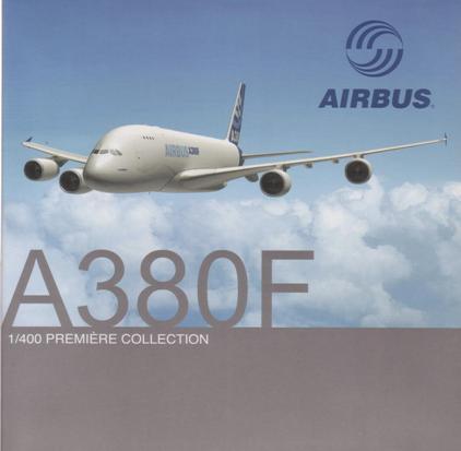 A380F エアバス コーポレートカラー 新塗装 パイロットショップ